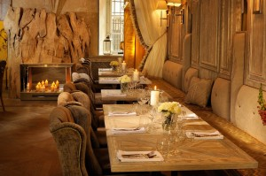 Romantyczne wnętrze restauracji w Krakowie DSC 0749x