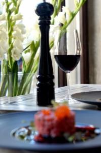 Tatar i czerwone wino DSC 7943